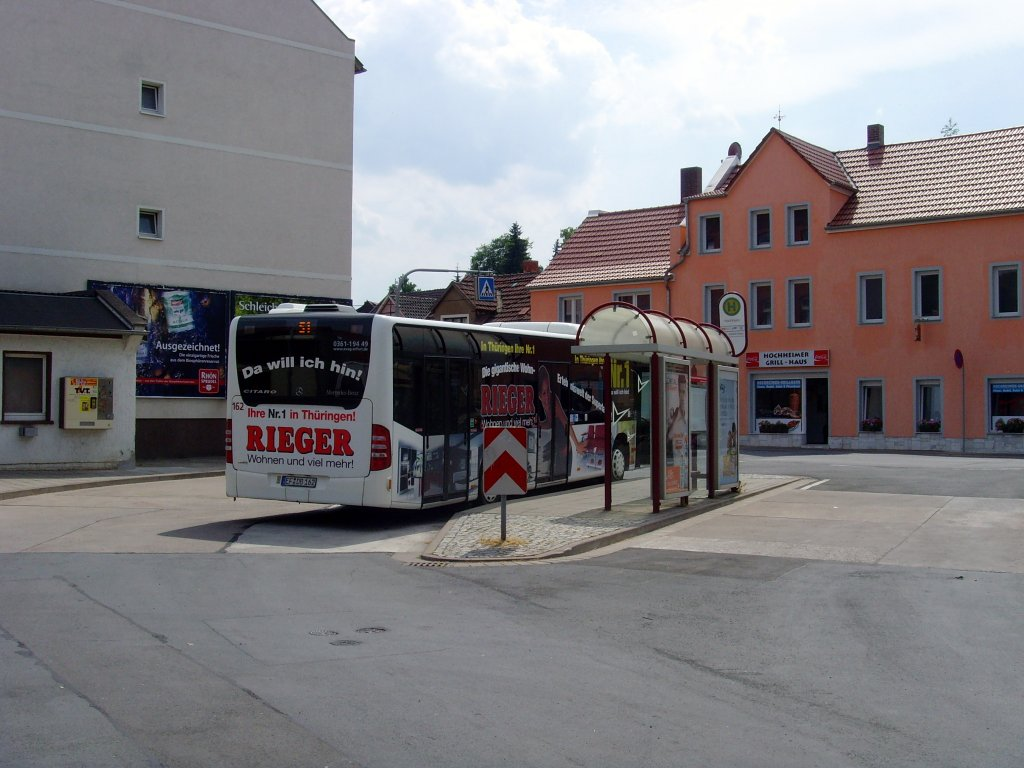 bus linie 51 in erfurt hochheim juli 2010 nahverkehr. Black Bedroom Furniture Sets. Home Design Ideas