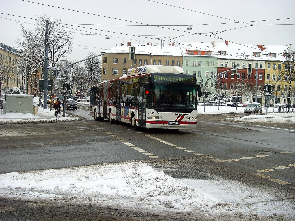 stadtbus der linie 9 am leipziger platz november 2010 nahverkehr. Black Bedroom Furniture Sets. Home Design Ideas