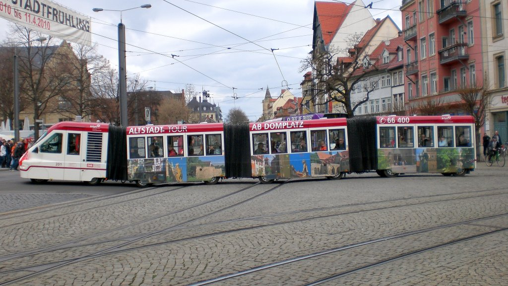 touristenbus am domplatz erfurt 3 nahverkehr. Black Bedroom Furniture Sets. Home Design Ideas