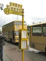 Bus/10319/alte-bushaltestelle-aufgestellt-in-spandau-2007 'Alte Bushaltestelle', aufgestellt in Spandau 2007