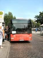 Bus/27758/bahnbus-aus-ostwestfalen-als-s-bahn-ersatzverkehr-abfahrbereit bahnbus aus Ostwestfalen als S-Bahn-Ersatzverkehr abfahrbereit am Bhf Zoo, Berlin 2. August 2009