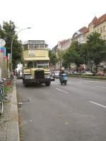 Bus/6775/sonderfahrt-in-der-muellerstrasse-berlin-wedding-2008 Sonderfahrt in der Müllerstrasse, Berlin-Wedding 2008