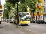 Bus/8884/linienbus-in-der-emser-strasse-berlin Linienbus in der Emser Strasse, Berlin 2008