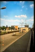 S-Bahn/64272/1991-blick-zur-sbahn-br-167 1991: Blick zur S.Bahn (BR 167) - Dia