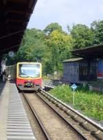 S-Bahn/95023/s-bahn-in-berlin-zehlendorf-2010 S-Bahn in Berlin-Zehlendorf, 2010