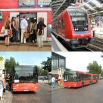S-Bahn ERSATZVERKEHR/28189/s-bahnersatzverkehr-auf-der-schiene-und-der S-Bahnersatzverkehr auf der Schiene und der Strasse, berlin Juli 2009