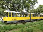 Strasenbahn/10476/kt4d-mod-in-berlin-wedding KT4D mod. in Berlin-Wedding