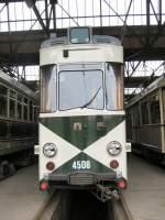 Strasenbahn/11003/atw-4508-in-niederschoenhausen-2005 ATw 4508 in Niederschönhausen, 2005