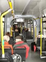 Strasenbahn/13696/flexity-im-linienverkehr-maerz-2009 FLEXITY im Linienverkehr, März 2009