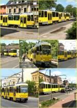 Strasenbahn/145026/kt4d-in-friedrichshagen KT4D in Friedrichshagen