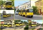 Strasenbahn/145027/kt4d-in-friedrichshagen KT4D in Friedrichshagen