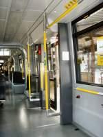 Strasenbahn/32713/im-flexity-bei-der-fahrt-durch Im Flexity bei der Fahrt durch Weißensee, Berlin Dept. 2009
