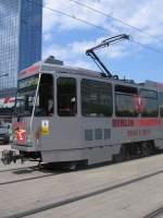 Strasenbahn/4717/tatra-am-alexanderplatz-2006 TATRA am Alexanderplatz, 2006
