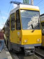 Strasenbahn/57745/kt4d-in-berlin-mitte-linie-m4 KT4D in Berlin Mitte (Linie M4 zum Hackscchen Markt), Berlin 2005