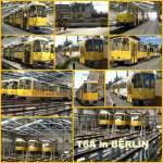 Strasenbahn/66220/t6a-in-berlin T6A in Berlin
