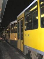 Strasenbahn/7564/tatras-am-spaeten-nachmittag-in-mitte Tatras am späten Nachmittag in Mitte, Januar 2009