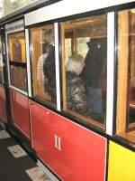U-Bahn/12913/iiiiiklasse-a1-wagen-in-krumme-lanke-maerz II/III.Klasse A1-Wagen in Krumme Lanke, März 2009