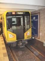 U-Bahn/41195/hk-zug-auf-der-u2-unterwegs-berlin Hk-Zug auf der U2 unterwegs, Berlin Oktober 2009