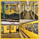 U-Bahn/41364/montage-kleinprofilwagen-typ-g-im-einsatz Montage: Kleinprofilwagen Typ G im Einsatz auf der U2, Berlin 2009
