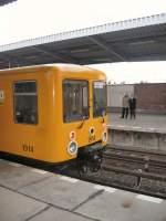 U-Bahn/4366/u-bahnzug-typ-e-iii-auf-der U-Bahnzug TYP E III auf der Linie U5, 2006