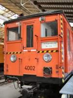 U-Bahn/65383/wagen-4002-arbeitszug--canon-powershot Wagen 4002, Arbeitszug   Canon PowerShot A450, Aufnahmezeit: 2007:09:09 11:29:05, Belichtungsdauer: 0.017 s (1/60) (1/60), Blende: f/2.8, ISO: 200, Brennweite: 5.40 (5400/1000), Flash: No