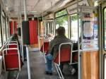 Strasenbahn/19948/innenansicht-kt4d-sonderfahrt-am-662009 Innenansicht KT4D, Sonderfahrt am 6.6.2009