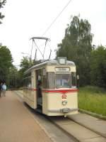 Strasenbahn/20462/gotha-tw-62-bei-einer-sonderfahrt-- Gotha-Tw 62 bei einer Sonderfahrt - 6.6.2009