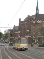 Strassenbahn/9510/linie-2-bei-der-hauptpost-2006 Linie 2 bei der Hauptpost, 2006