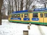 strassenbahn-srs/52151/in-der-wendeschleife-friedrichshagen-29-1 In der Wendeschleife Friedrichshagen, 29. 1. 2010