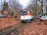 Strassenbahn/42606/strausberger-eisenbahn-im-herbst-2006 Strausberger Eisenbahn im herbst 2006
