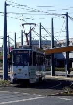 strassenbahn/81195/kt4d---tw-238-auf-der KT4D - Tw 238 auf der Linie 5