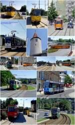 strassenbahn/82773/strassenbahnen-in-plaauen-vogtland---alles Strassenbahnen in Plaauen Vogtland - alles KT4D im Linienverkehr