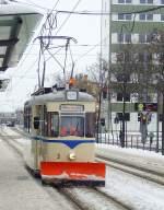 strassenbahn/107194/tw-im-einsatz-winterdienst-am-hanseplatz Tw im Einsatz Winterdienst am Hanseplatz, Dezember 2010