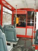 strassenbahn/49211/innenansicht-kt4d-mod-der-evag-erfurt Innenansicht KT4D mod. der EVAG, Erfurt 1.1.2010