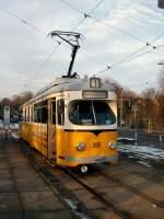 thuringerwaldbahn/8412/tw-395-in-gotha-alte-hst Tw 395 in Gotha, alte Hst. Hauptbahnhof, 2005