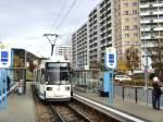 strassenbahn/40441/endstation-lobeda-west-jena-november-2009 Endstation Lobeda-West, Jena November 2009